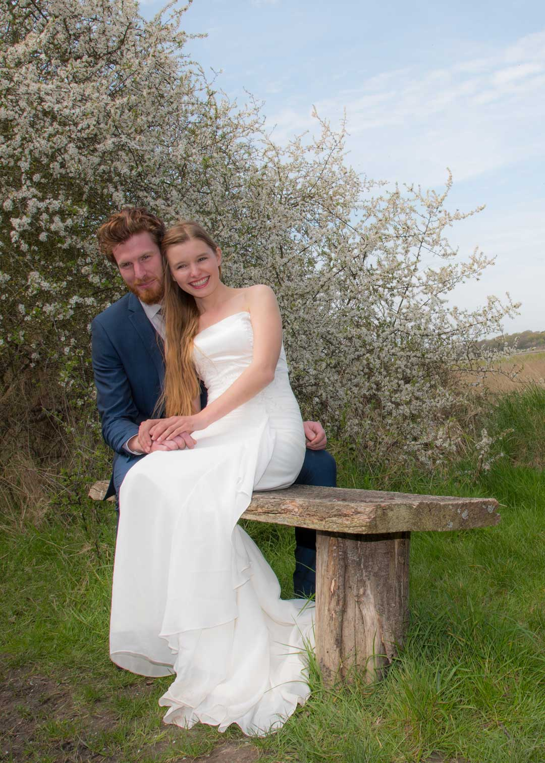 Chichester Harbour wedding photography, Photography by Nadina Bee